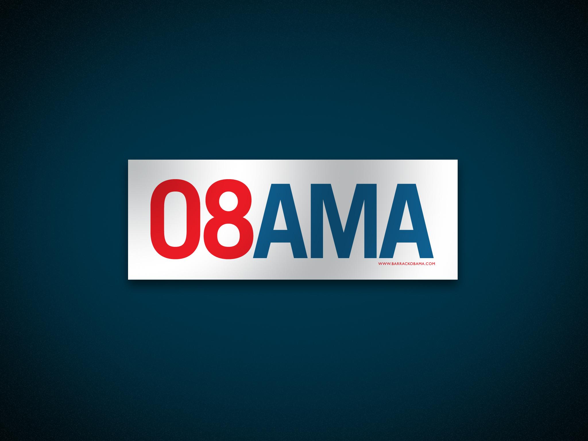 Obama Bumper
