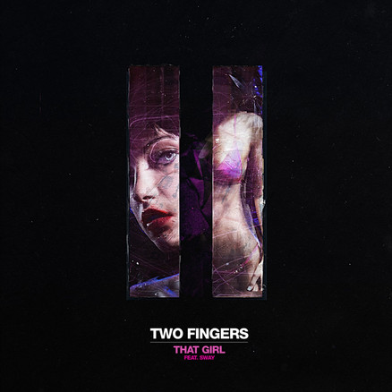 """TWO FINGERS THAT GIRL  """"Some kind of rhythmic alchemist… Tobin is nothing short of a production genius and a true guru.""""  – DJ   2009"""