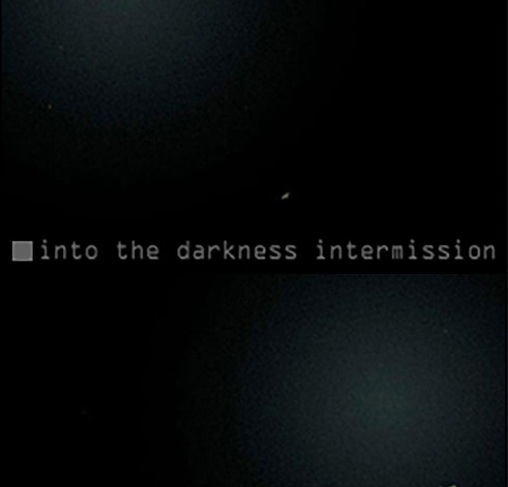 Into The Dark (Intermission)