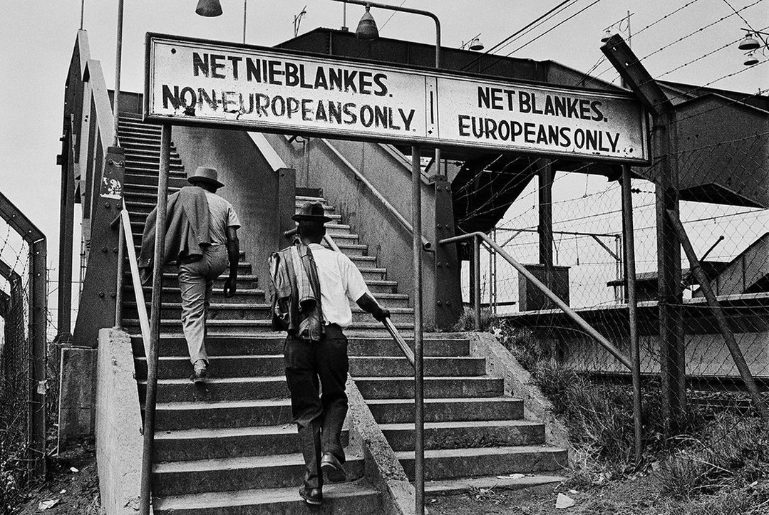 All public transport was segregated in South Africa for nearly a century.