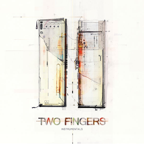 """TWO FINGERS / INSTRUMENTALS  """"right, never mind the rest - this is it! Very occasionally electronic dance music takes a bunch of steroids & pulps all opposition.""""   TheArtsDesk.com   2009"""