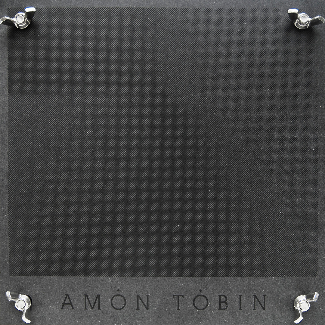 AMON TOBIN  'a level of presentation that can only be expressed through drooling, eyes wide and flickering at the contemplation of whole evenings spent twirling the bolts and fingering the contents'  – Drowned in Sound   2012