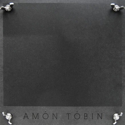 AMON TOBIN  'a level of presentation that can only be expressed through drooling, eyes wide and flickering at the contemplation of whole evenings spent twirling the bolts and fingering the contents' - Drowned in Sound   2012