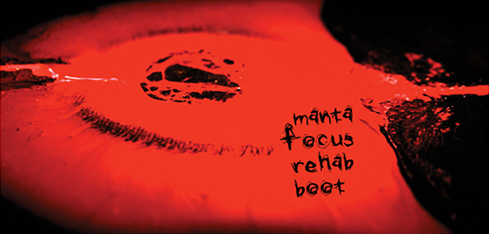 Manta Focus Rehab Boot