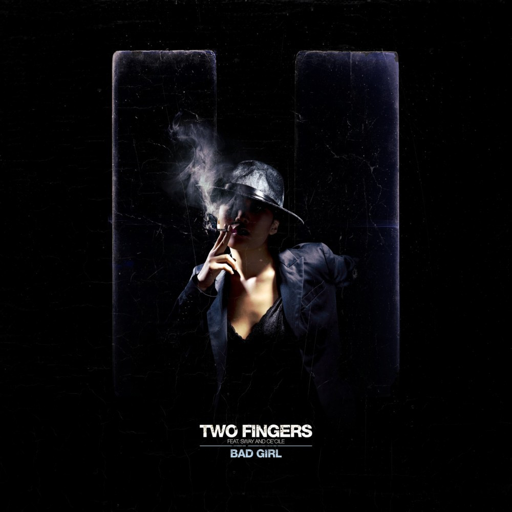 """TWO FINGERS BAD GIRL  """"Amon is truly unique, one of the all time brightest stars in the electronic world.""""  – Mike Patton   2009"""