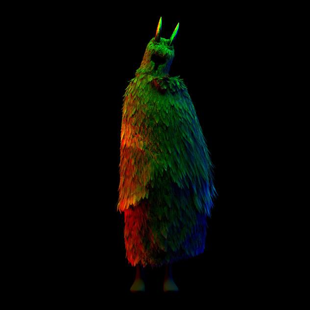 VELVET OWL