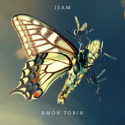 """ISAM  """"Tobin neatly stretches the edge between psychedelia and sci-fi. The effect is unnervingly powerful, an ethereal, otherwordly, next century joint."""" — CLASH  2011"""