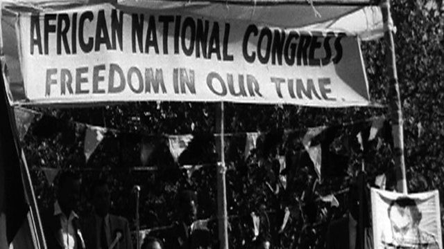 The African National Congress was banned in South Africa. It is one of th oldest existing political parties in the world.