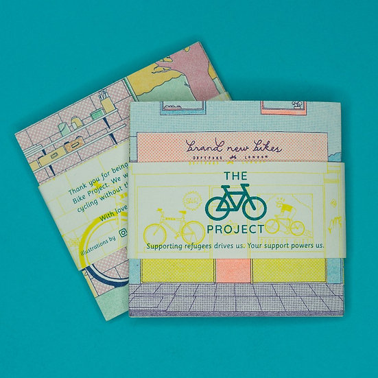 The Bike Project Zine