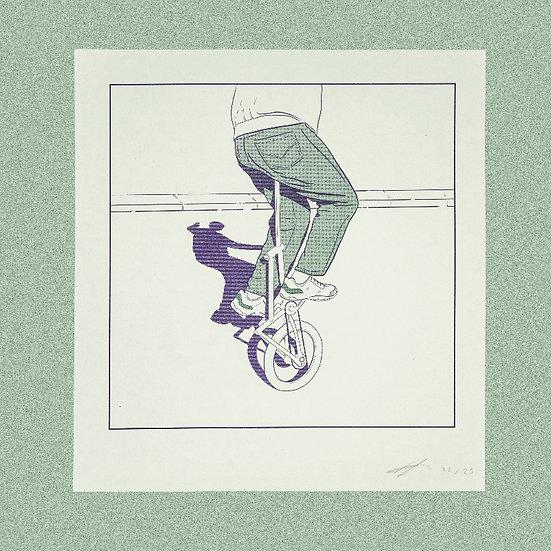 Autodidacticism Unicycle