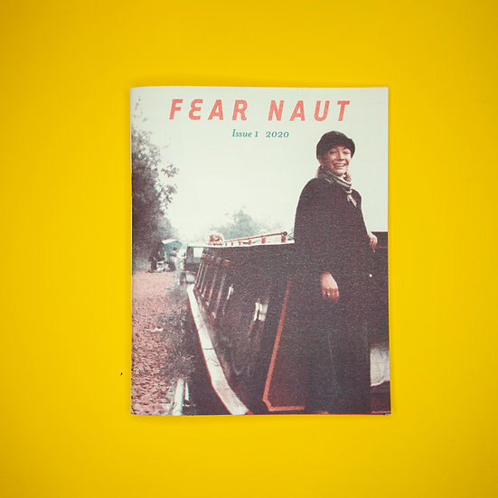 FEAR NAUT MAGAZINE ISSUE 1