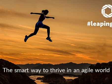 It's time to start #leapingahead