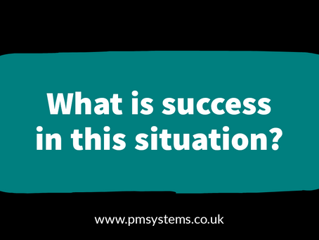 Resilience and Redefining Success