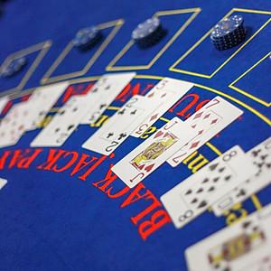 Queen of Hearts Casino Night