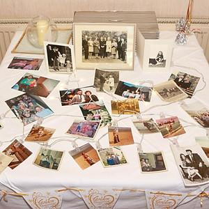 Tom & Margaret Marshall 50th Wedding Anniversary