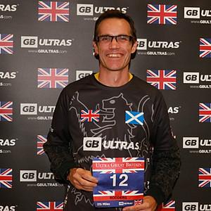 GB Ultra's Race Across Scotland Friday