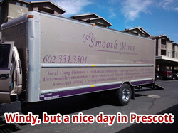Moving in Prescott, AZ