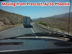 Moving to Prescott from Phoenix