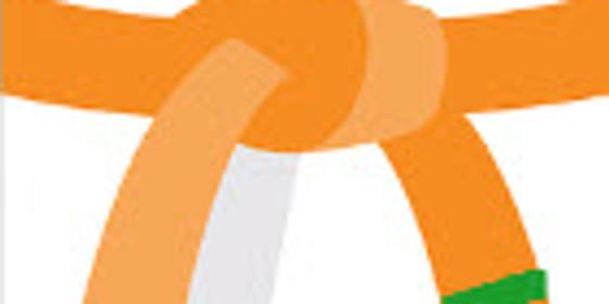 Orange/Green Stripe Test