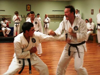 Kumite: The art of sparring
