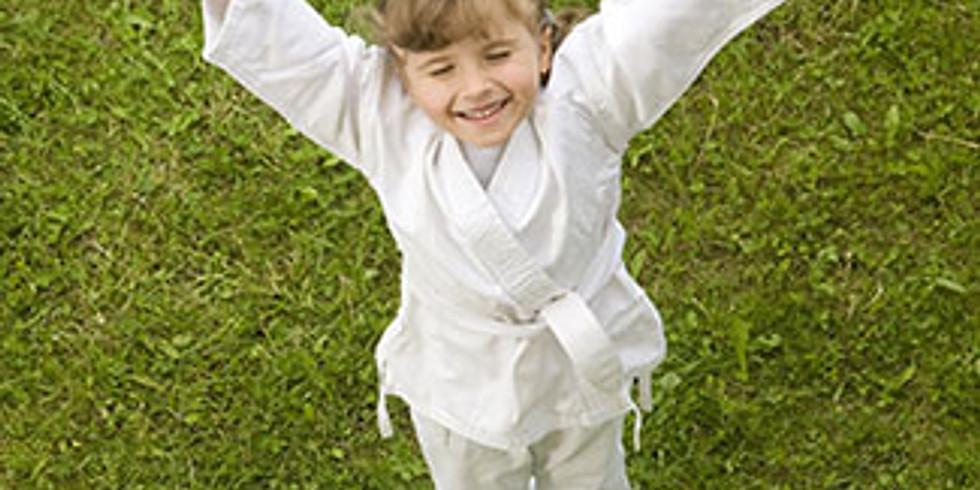 Kinder Karate - FREE TRIAL