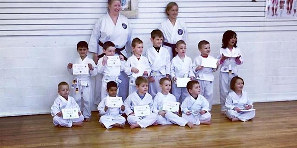 Kinder Karate - Jan 14, 2020