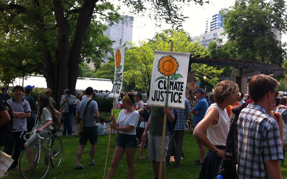 AAP Joins Global Climate March