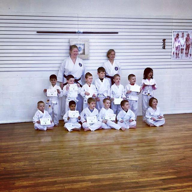 Kinder Karate - 10:00 AM