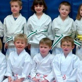 Kinder Karate - Sat 10:00 AM