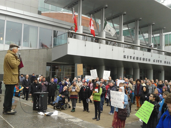 KW Day of Action Against Bill C-51