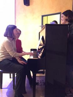 Au rythme du piano