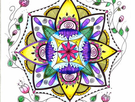 As cores e seus significados com Elke Hipolito
