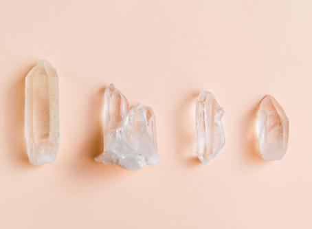 Entendendo o poder Cristalino  ( Mini Curso Aprendendo sobre Cristais e Pedras)