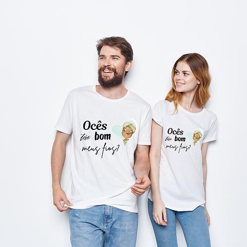 T-shirt Feminina Ocês tão bom?