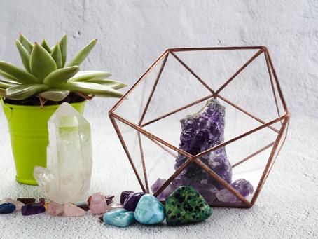 Aula 8: Como usar os cristais no seu lar? | Mente Criativa com Natasha Horacio