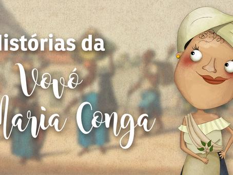 Fragmentos de uma história | Vovó Maria Conga