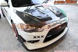 KevCUSTOM Type MX Left