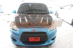 KevCUSTOM Type X Front
