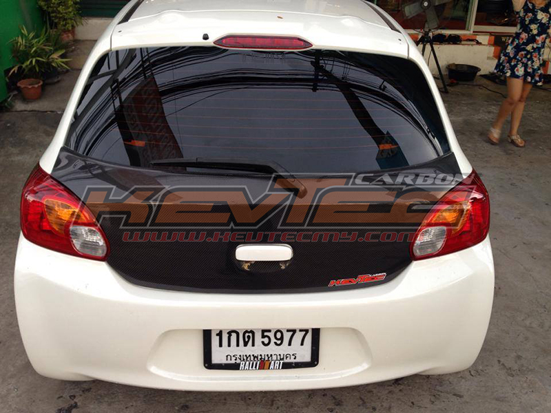 Trunk Cover Front