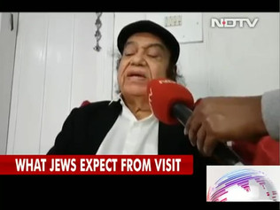 Jews In Mumbai Excited To Host