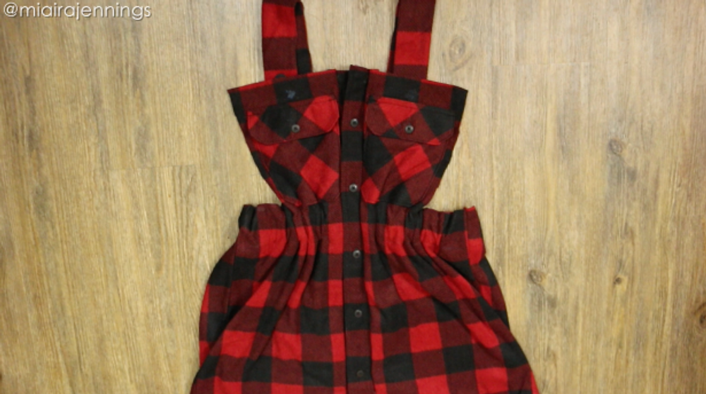 overall dress