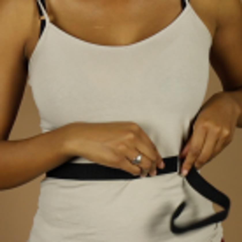 DIY Crop Top Hoodie and Skirt Set No Sewing – 4