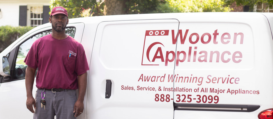 Welcome to Wooten Appliance