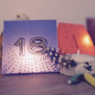 Calendrier de l'Avent - Jour 18
