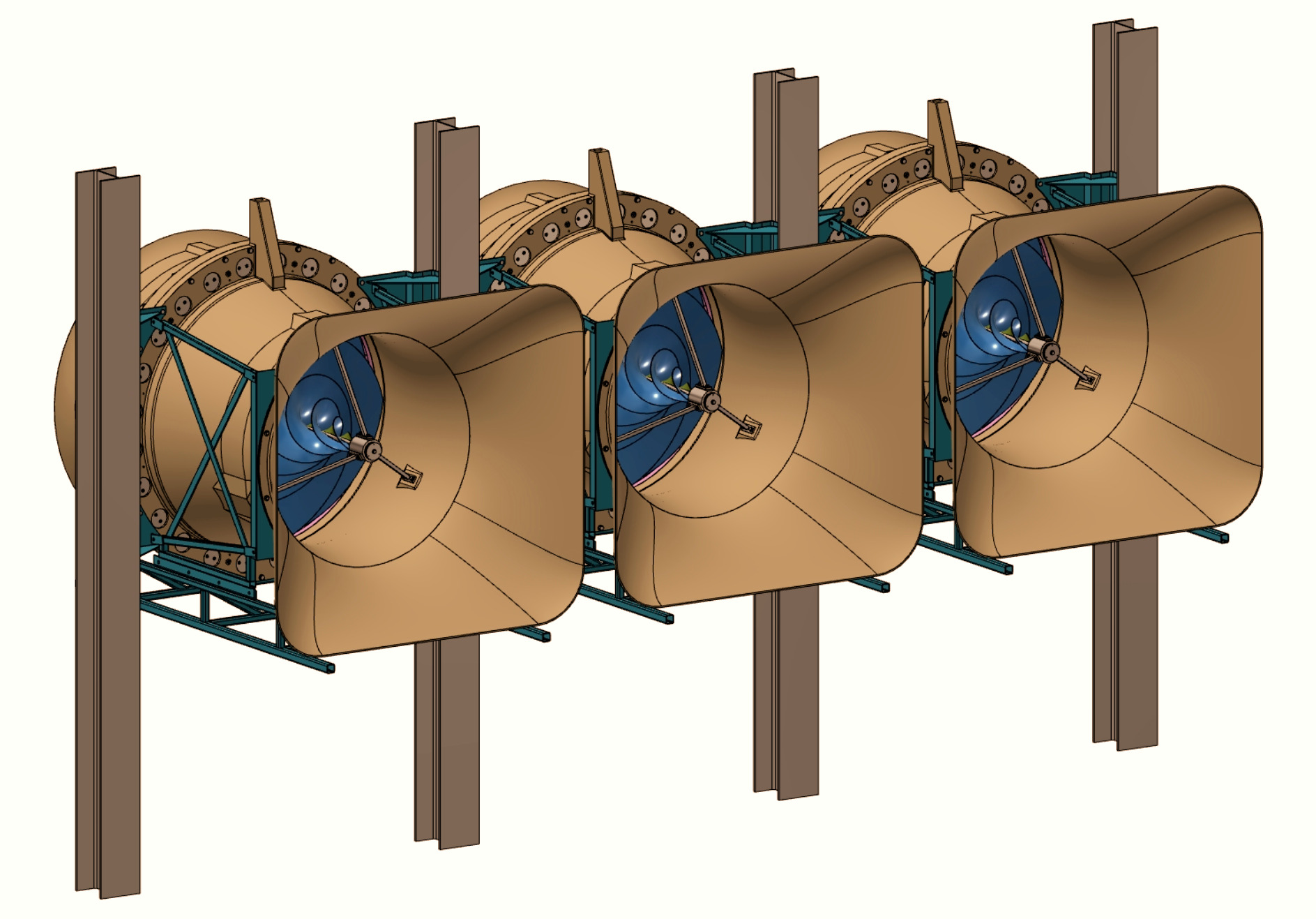 Kinetic NRG HEG Hydro Turbine
