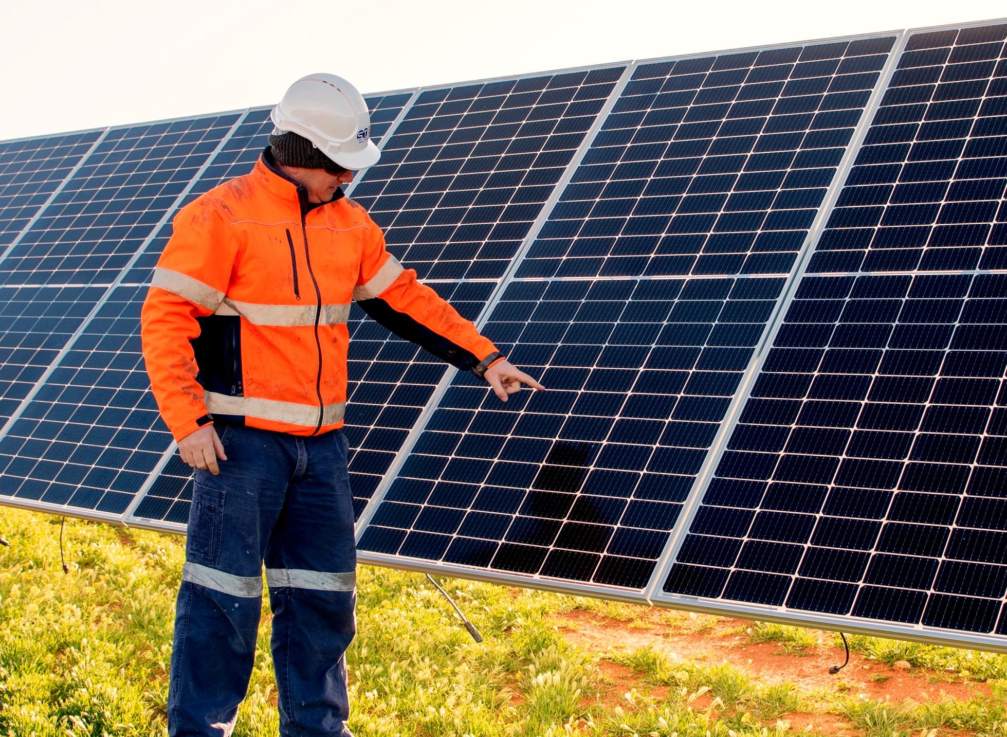 Mannum Solar Farm
