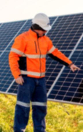 Mannum Solar Farm - Onsite Management
