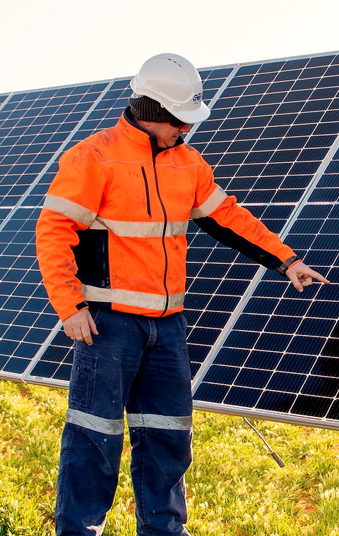 Mannum Solar Farm - Onsite Management