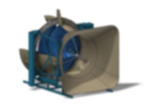 Kinetic NRG Hydrokinetic Energy Generator