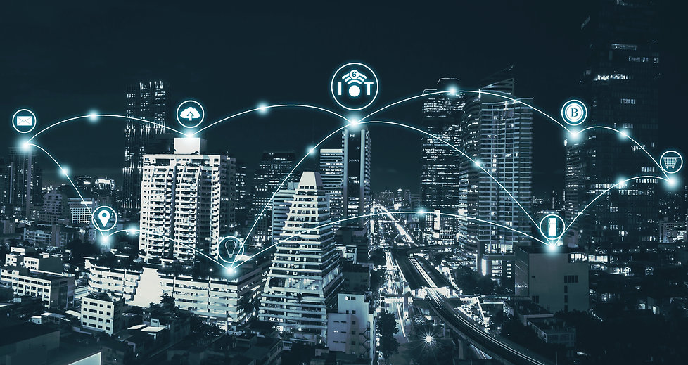 IoT or internet of thing and smart city